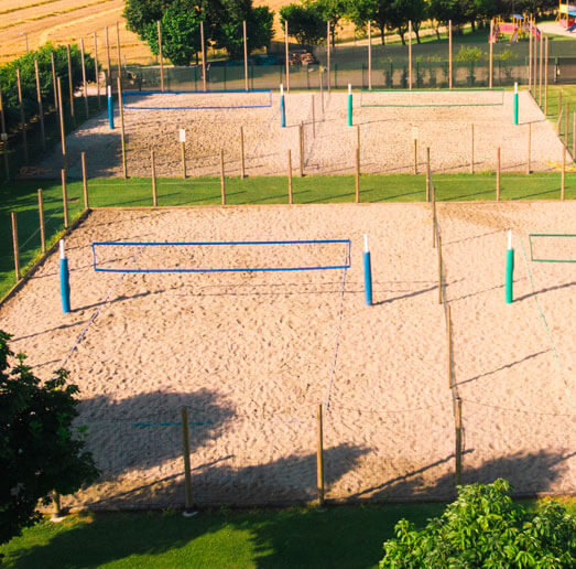 Campi da beach-volley